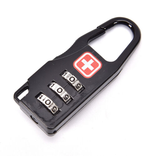 Luggage Suitcase Travel Security Lock 3 Digit Combine For TS RAS