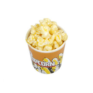 1/6  Blythe Dollhouse Miniature A Bucket of Popcorn Toy#@