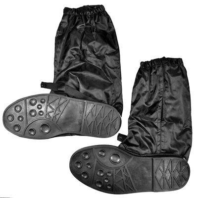 XL Wasserdicht Männer Überziehschuhe Regenüberschuhe Schuhüberzieher Regenschuhe