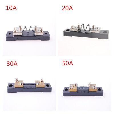Fl-2 75mv Dc 10203050a Current Shunt Resistor For Amp Ammeter Panel Meter