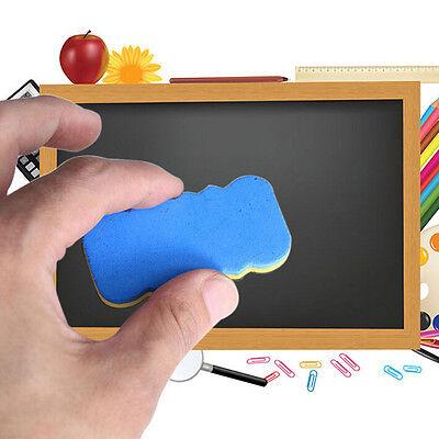 4pcs Board Rubber Blackboard Whiteboard Cleaner Dry Marker Pen Eraser Lbniu As