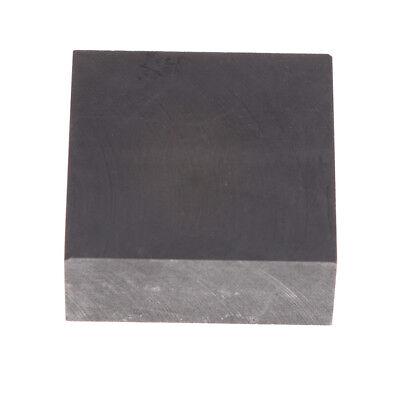 High Purity 99.9% Fine Grain Graphite Ingot Blank Block Sheet 50mX50mmX20mm YJ