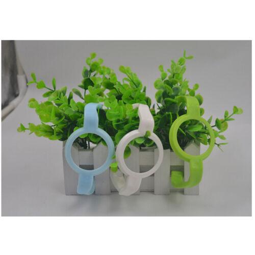 Baby Cup Feeding Bottle Trainer Easy Grip Standard Plastic Handles Holder+