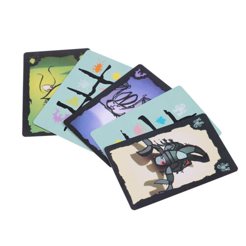 Funny Cards Game Kakerlaken Board Game Family Party Cockroach Indoor PX - $7.55