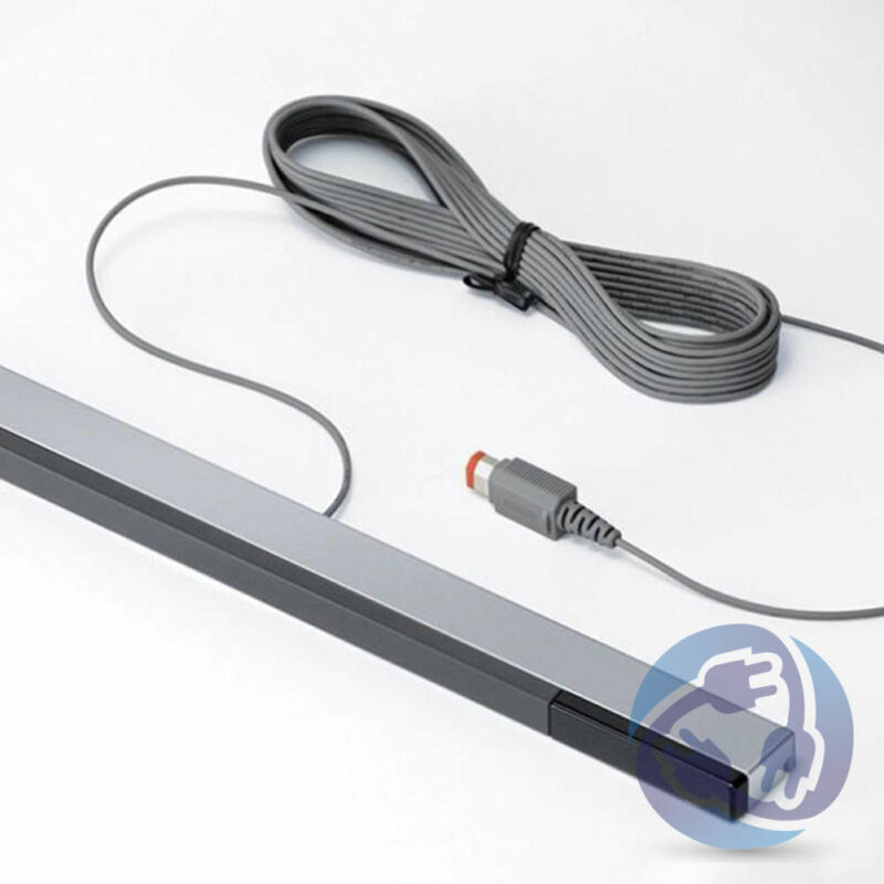 LOT 10X Wired Infrared Motion IR Signal Ray Sensor Bar for Nintendo Wii U Remote