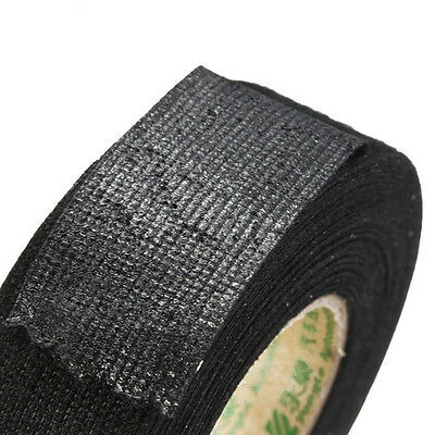25x15m Coroplast Adhesive Cloth Tape For Harness Wiring Loom Car Wire Harness ZN