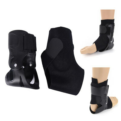 1Pc Ankle Support Brace Foot Guard Sprains Injury Wrap Elastic Splint Strap H P
