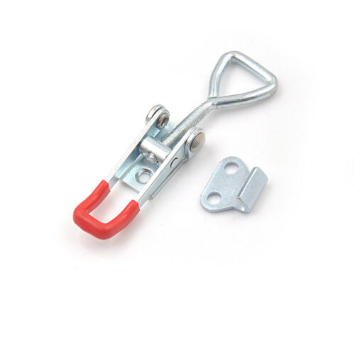 1PC Clamp Quick Toggle 100Kg 220Lbs Holding Hand Tool Capacity Latch Metal