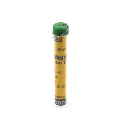 1.0mm Soldering Wire 6040 Tinresin Flux Rosin Core Solder Dispenser Tuecp P