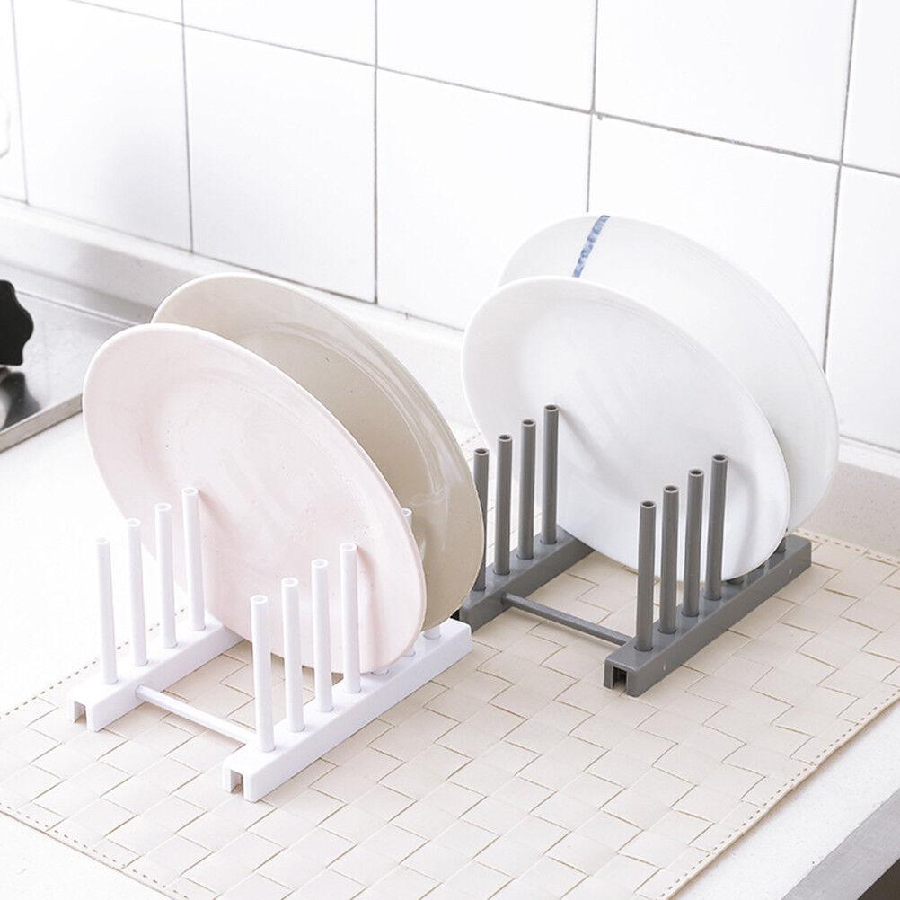 Deckelhalter aus Kunststoff Ständer Tellerständer ...