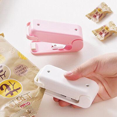 Mini Portable Electric Sealing Machine Heat Super Sealer Closer Heating Tool 27