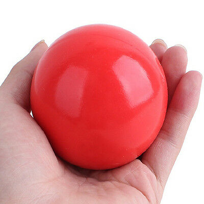 Indestructible Solid Rubber Ball Pet cat Dog Training Chew Play Fetch BiteHIca