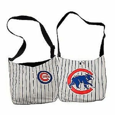 MLB Chicago Cubs Jersey Style Tote Bag NEW SEE DESCRIPTION! ()