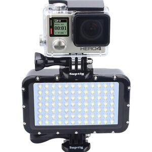 Diving Underwater Waterproof LED Video Light Spot Lamp for Gopro Sport Camera