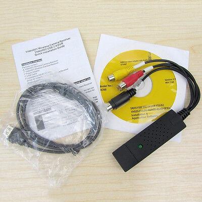 1x Convertitore da USB a VHS a DVD, converte video analogico in formato digitale