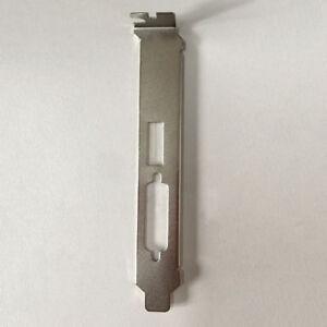 HDMI/DP+DVI Expansion Full Height Bracket nVIDIA AMD ATI Video Graphics Card B$