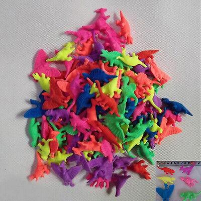 10x 4.5CM Magic Wachsen in Wasser Sea Creature Tiere Bulk Swell Spielzeug Kind N