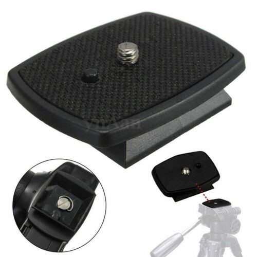 Tripod Quick Release Plate Screw Adapter Mount Head.For DSLR SLR DigitalXL