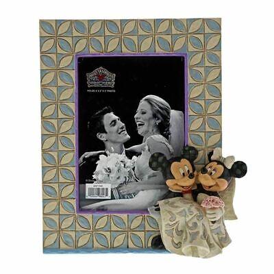 Disney Mickey Y Minnie Mouse Boda Coleccionistas Foto Imagen Marco - en...