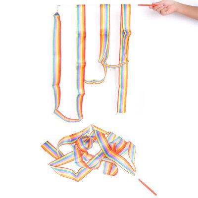 Multi-color Ribbon Gymnastics Dance Dancer Kids Toys Outdoor Sport Games SP - Ribbon Dancer