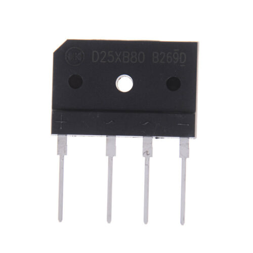1 PCS NEW D25XB80 25A 800V Cooker Rectifier Bridge Lh
