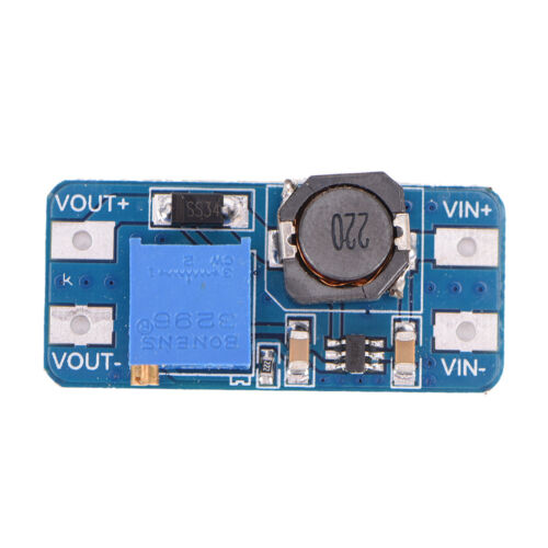 DC-DC Adjustable Step-up boost Power Converter Module XL6009 Replace LM2577 YJV6