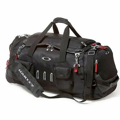 Brand New Still In Package Oakley Hot Tub Duffel Bag Black