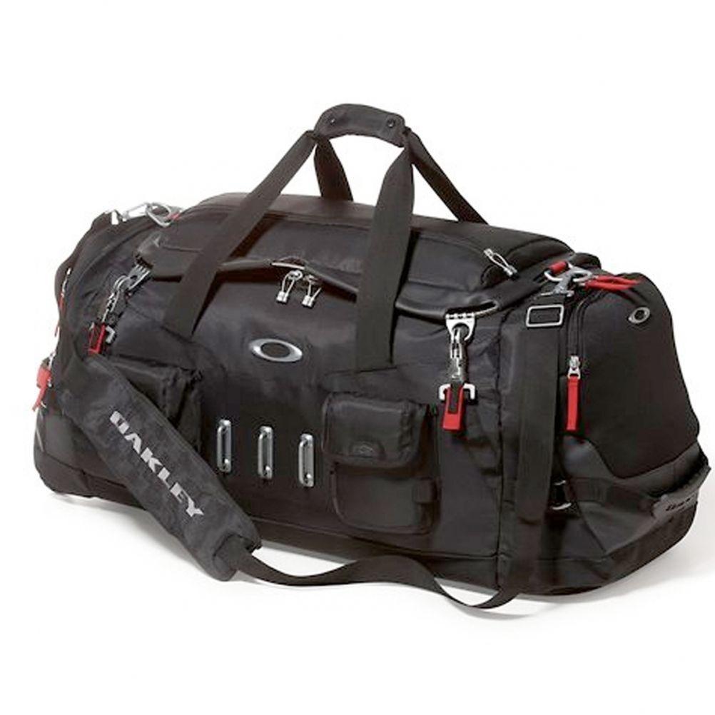 Brand New Still In Package Oakley Hot Tub Duffel Bag Black
