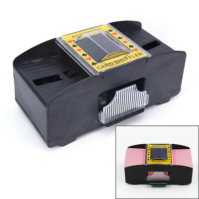 Automatic Poker Card Shuffler Battery Operated Game Playing Shuffling MachinBILJ