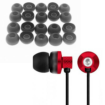 Universal Earphones  Large Replacement Silicone EARBUD Tips Covers vn