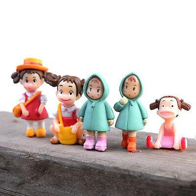 Spielzeug Mini Fee Garten Dekor süße Mädchen Puppe Mikro Landschaft Ornament