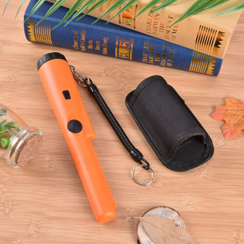 Automatic Pro Pointer Pinpointer Metal Detector Waterproof Pointer & holster HOT