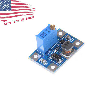 2-24v To 3-28v 2a Dc-dc Sx1308 Step-up Boost Adjustable Power Converter Module