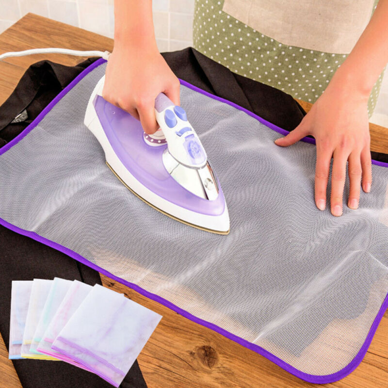 Ironing insulation pad clothes protector cover iron board avoid steam damage OR