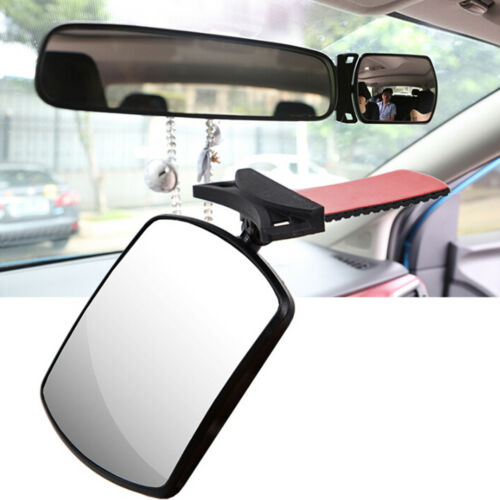Baby Car Seat Rear View Mirror Facing Back Infant Kid Child