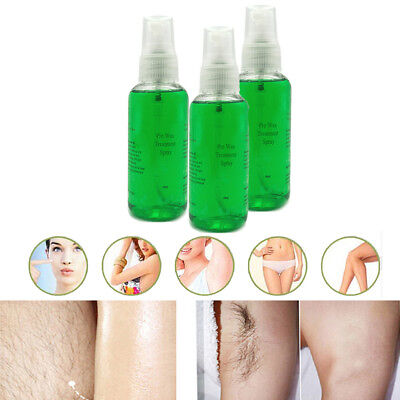 1PCS 60ml Cleaning Smooth Body Hair Removal Spray Littleplayland Best (Best Lip Hair Removal)