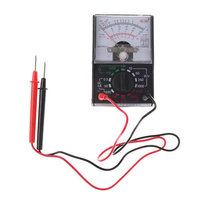 1000v Voltmeter Dcac 250ma Ammeter 1k Resistance Meter Analog Multimeter Toosn
