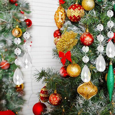 X'mas On Sale 30Pcs Drops Ornaments Festival X'mas Wedding Hanging Decorations ()