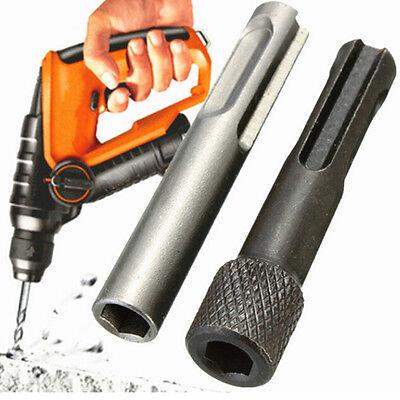 Hex Shank Hammer Drill Bits - 2x Hex Shank Screwdriver Holder Drill Bit Adaptor Hammer Drill Tool Driver RS