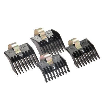 Set 4 Führungskammaufsatz für elektrischen Haarschneider Rasierer Gut