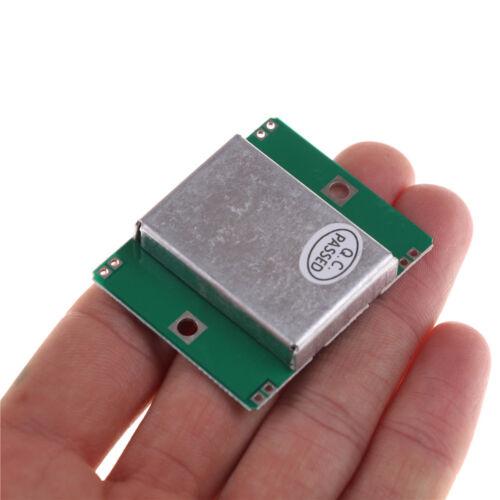 HB100 Microwave Motion Sensor 10.525GHz Doppler Radar Detector for Arduino H/&P