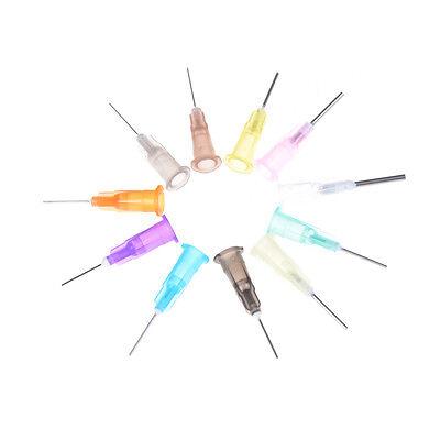100X/set Needle Nipro Hypodermic Needles Box Gauges-Luer Lock No Syringe S6