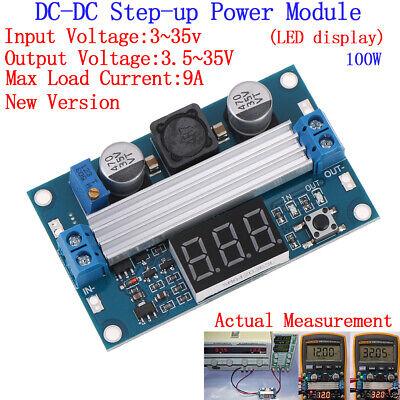 100w Dc-dc Ltc1871 Digital Boost Step Up Adjustable Converter 3-35v To 3.5-35 Nj