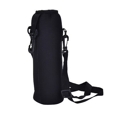 Outdoor 1000ML Water Bottle Carrier Insulated Cover Bag Holder Strap Pouch](Water Bottle Holder)