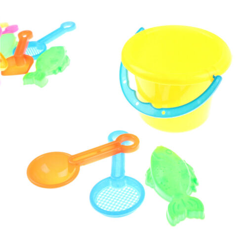 4XTiny Beach Sand Shovel Tool Toys Play sand Bucket For Kids Outdoor Toy ^P QP 2