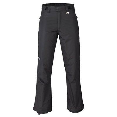 - Men MARKER black Insulated Snow Suit Ski Pant  L XL 2XL XXL 3XL XXXL $89 TALL?