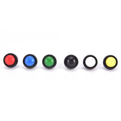 Mini 12mm Waterproof Momentary Pbs-33b Onoff Push Button Round Switch Rcushru