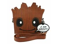 Loungefly GOTG Groot Crossbody Bag