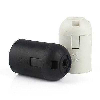 4Pcs Holder T8 Fluorescent Tube Lamp Bracket Clips Socket Lampholder Silver HVCA