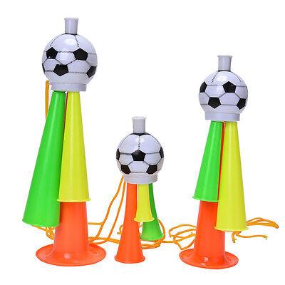 Stadium Fan Cheer Horn Bugle Vuvuzela Soccer Football Toy europe cupevs - Vuvuzela Horn
